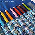 2013 03 Pochette à crayons Cars