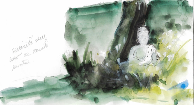 Port Navalo Bouddha 2021