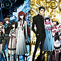 Steins Gate 0 Animes