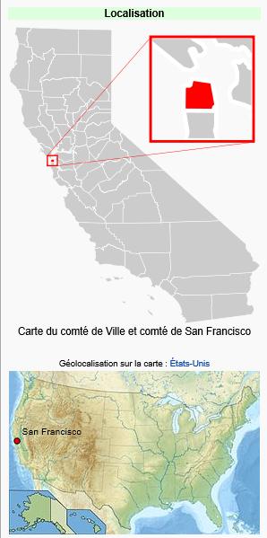 SAN FRANSCISCO - HISTOIRE 3