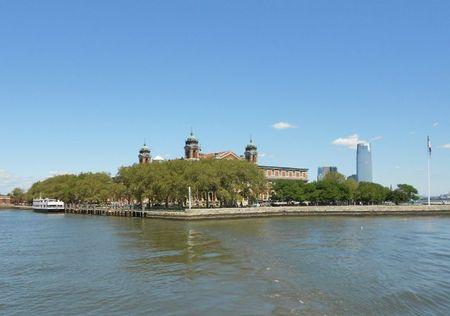 NY ellis island