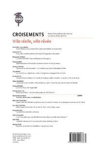 Croisements 2 couv verso