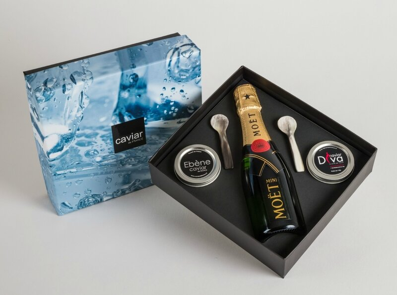 Caviar de France coffret