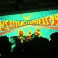 Institubes Express999 @ BxL Das Glow set