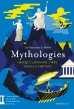 Mythologies 2 couv