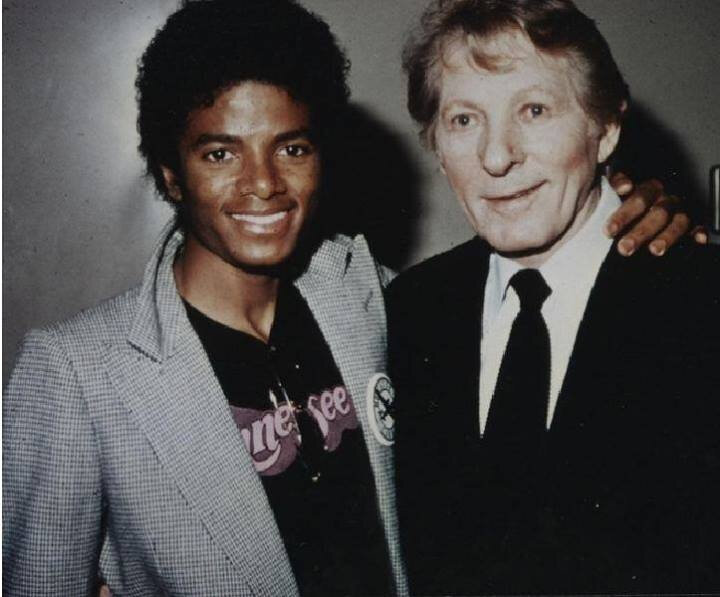 with danny kaye