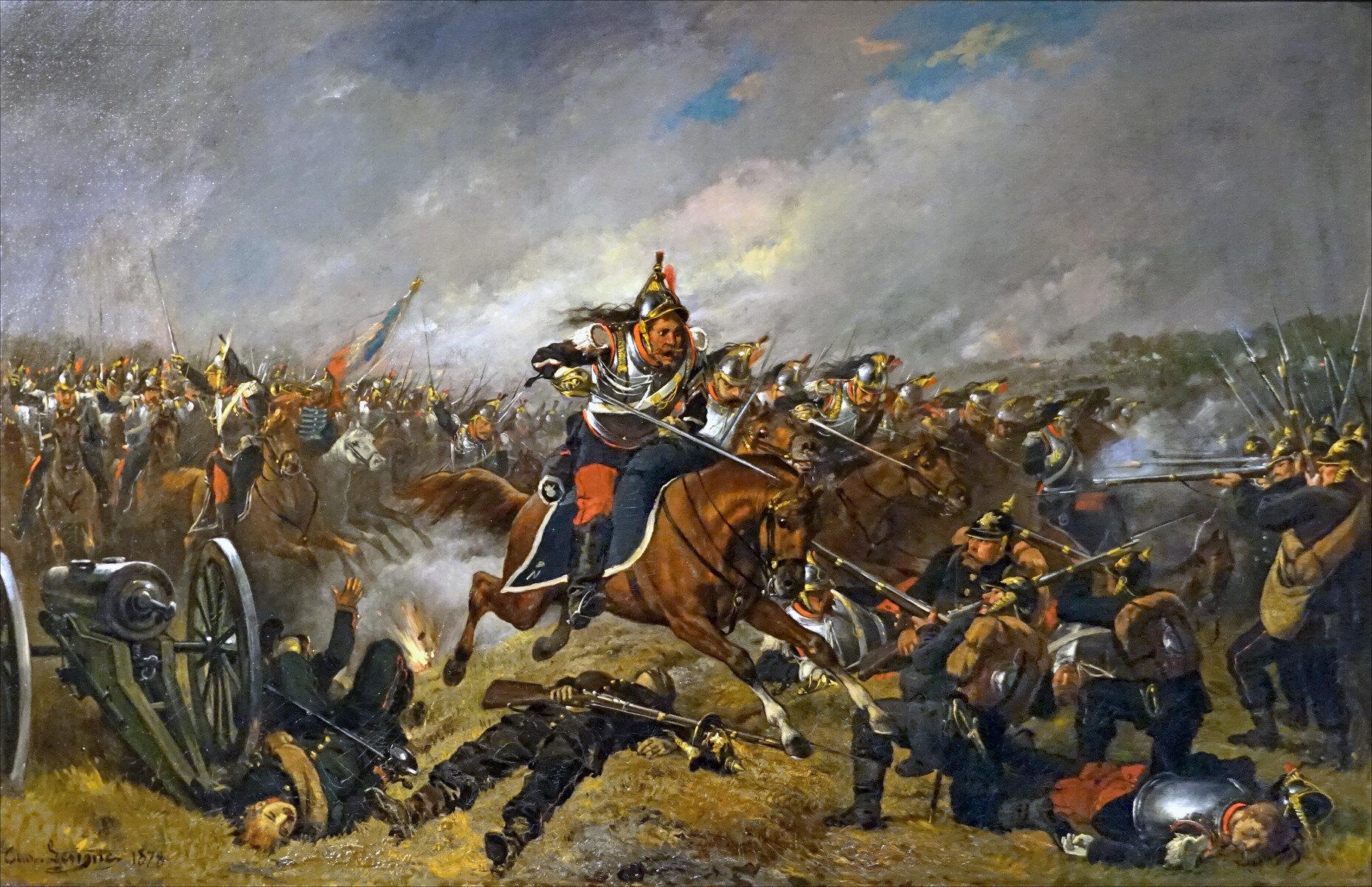 Levigne (Théodore), Reichshoffen (1878)