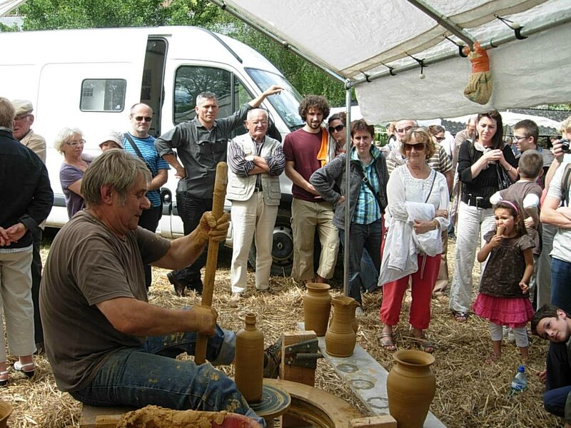 Marché de potiers 2012 - Rochefort en Terre