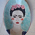 Frida khalo l'inspirante