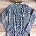 [tricot][opération destockage #57] pull abella en test tricot