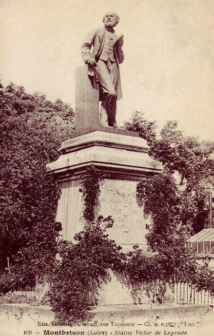 statue Victor Laprade (2)