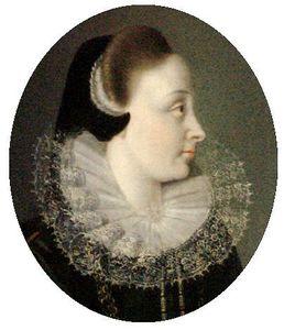 Portrait peint en 1590