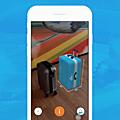 Klm a lancé un nouveau contrôle des bagages à main en réalité augmentée.