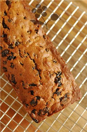 Cake facile aux raisins secs_1