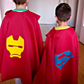 Capes de supers héros