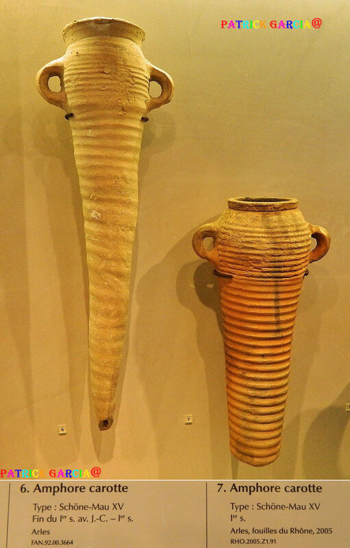 ARLES MUSEE CHALAND OBJETS 281 copie