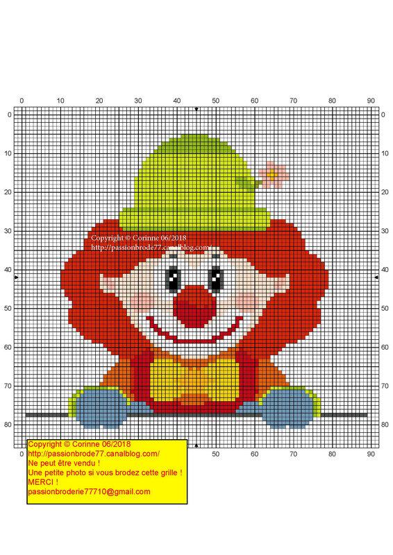 Clown chapeau Vert_Page_1