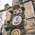 PRAGUE Stare Mesto - L'horloge astronomique