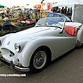 Triumph tr2 roadster (1953-1955)(32ème bourse d'échanges de lipsheim)