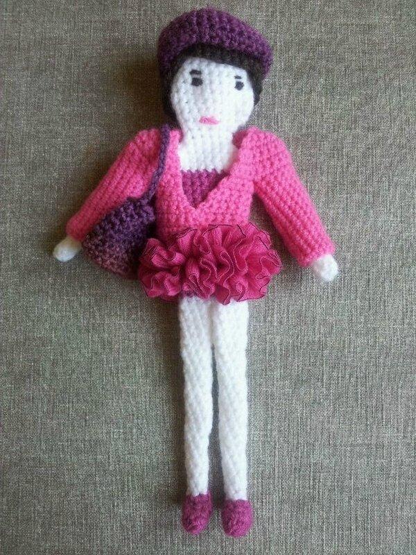balerine fushia 1