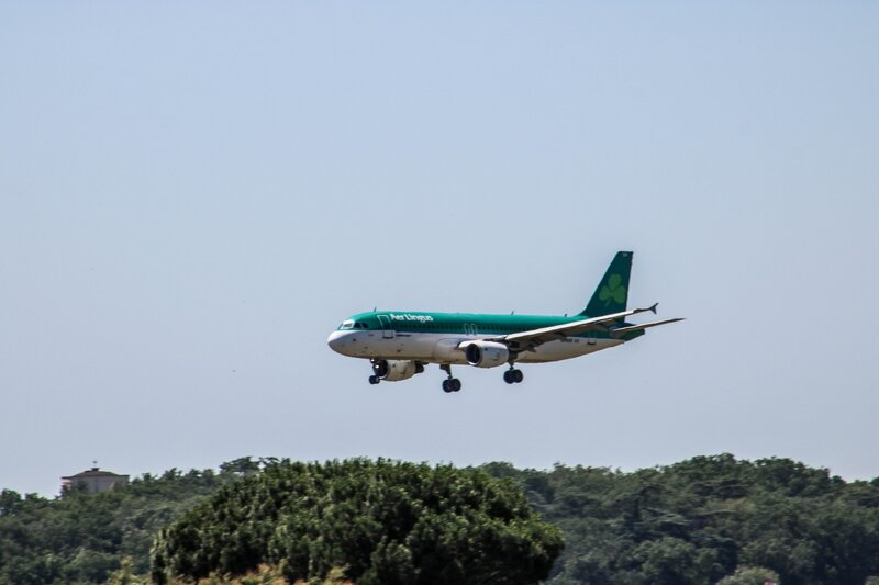 Airbus A320 d'Aer Lingus