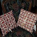 galettes de chaise