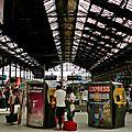 Gare de Lyon, embarquement immédiat.