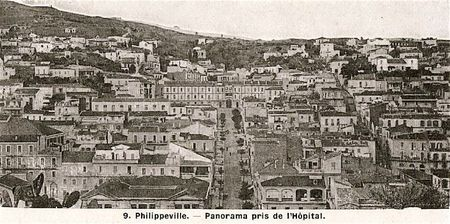 Philipeville panorama