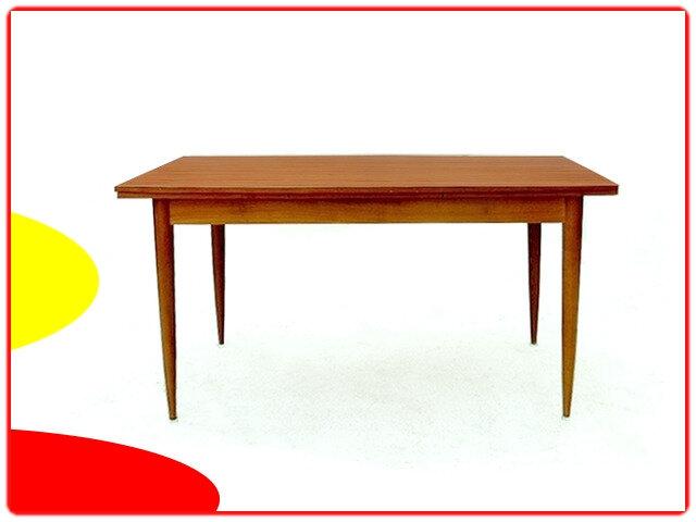 Table scandinave vintage 1960 teck