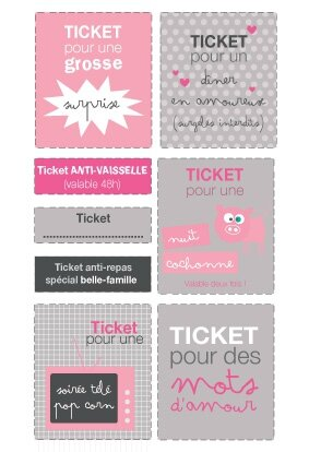 tickets amour