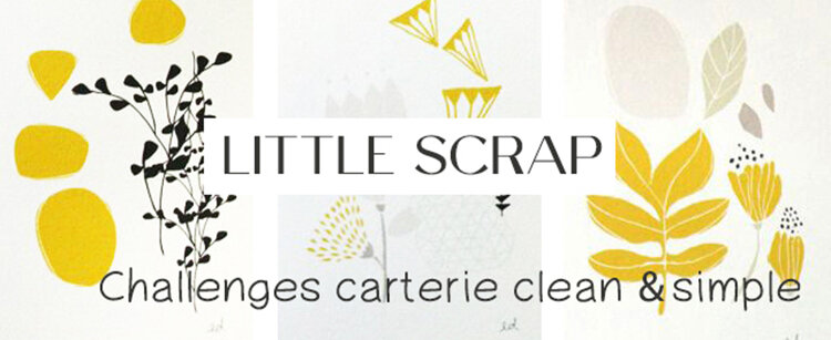 bannière LITTLE SCRAP