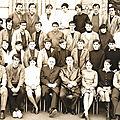 Maths Spé A' au lycée Descartes à Tours (1968-1969)