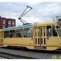 Dimanche 04.02.2007 : excursion musée avec 3 vieux trams