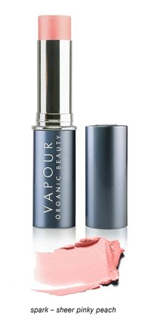 vapour organic beauty 1 blush spark