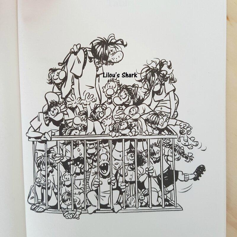 l'elevage des enfants illustration