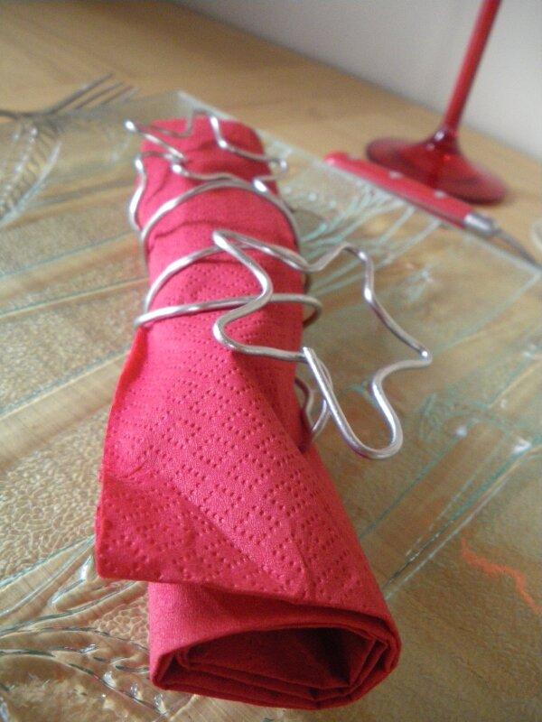 brico - rond de serviette