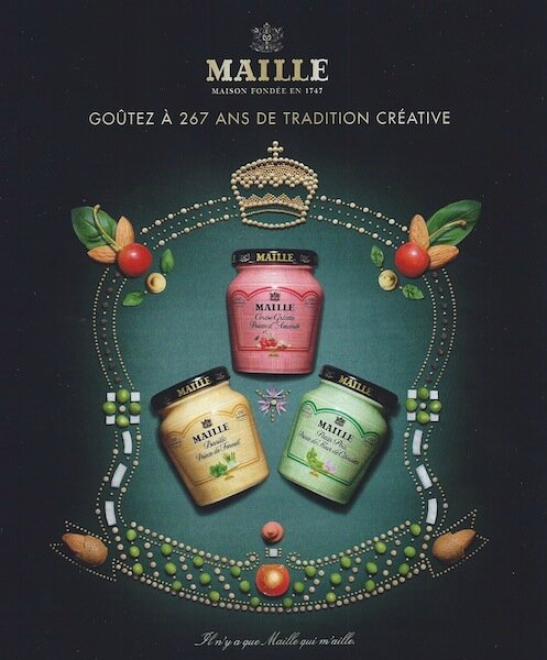maille moutardes collection 2014 1
