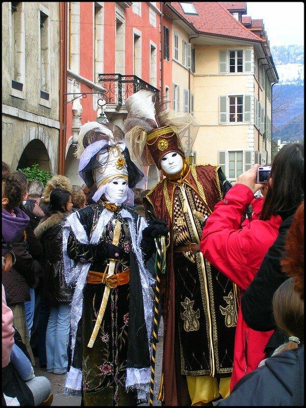 Carnaval Vénitien Annecy le 3 Mars 2007 (150)