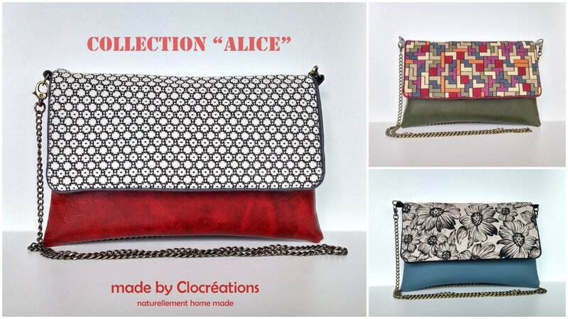 Clocréations-Collection alice