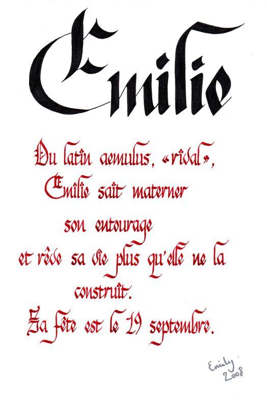 Emilie II