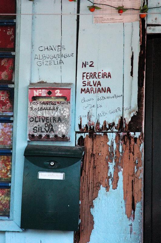 Boite aux lettres brésillienne