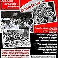 Vendredi 4 novembre : les amis de louise à saint-gence