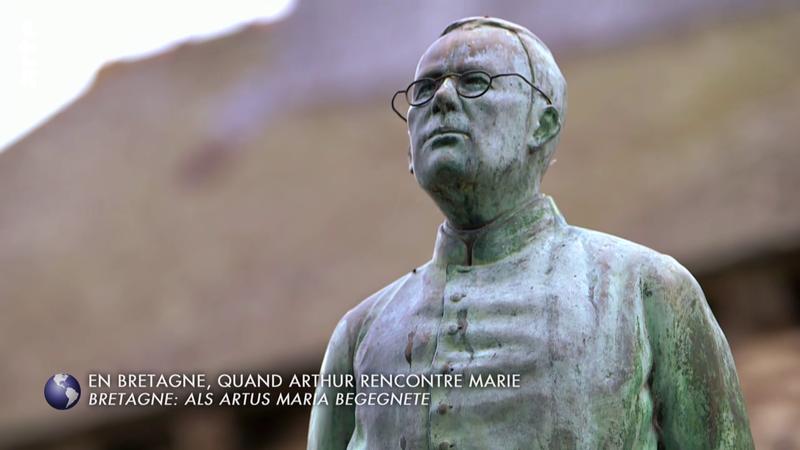 Tréhorenteuc en Bretagne, Invitation au voyage quand Arthur rencontre Marie (2)