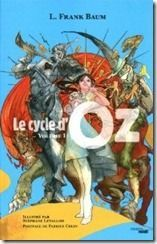 le cycle d'oz tome 1