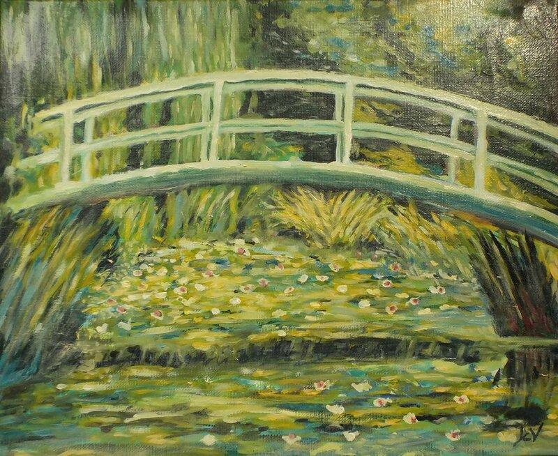 pont japonais1