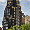 American radiator building - new york - etats-unis