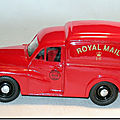 19 Morris Minor Van Royal Mail A 3