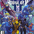 Panini marvel house of m