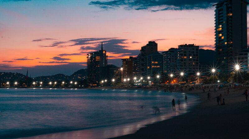 Acapulco Crédit : Xavier Espinosa CC BY SA