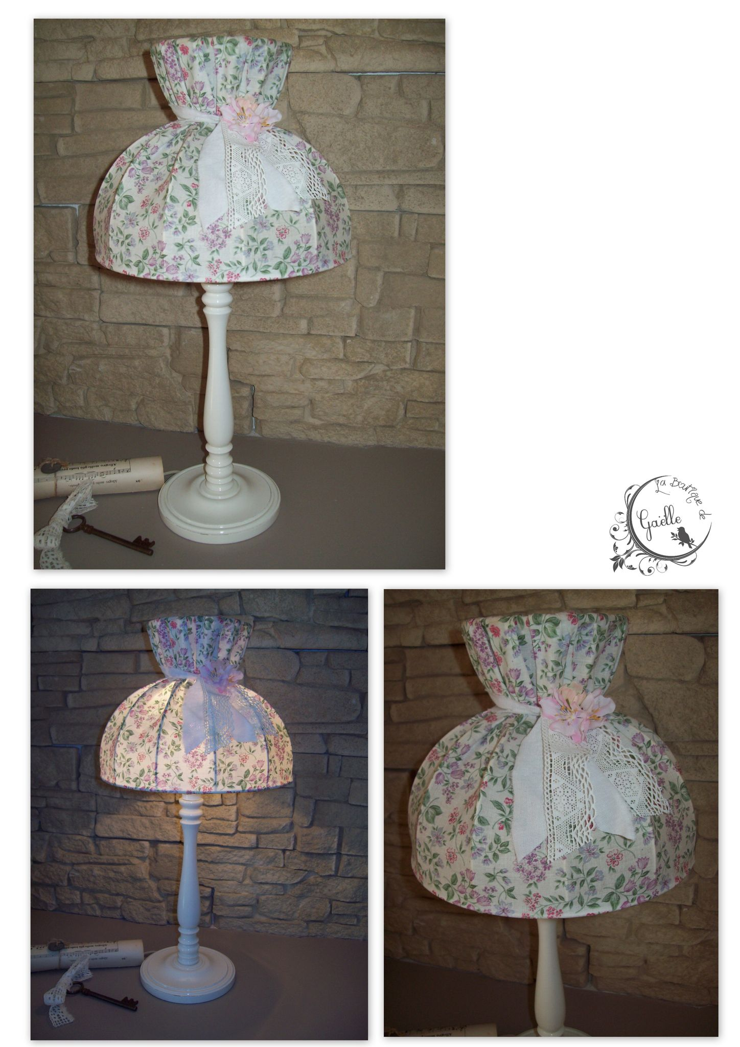 Lampe anglaise...